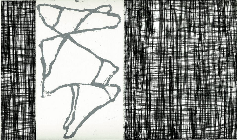 Untitled etching 1996